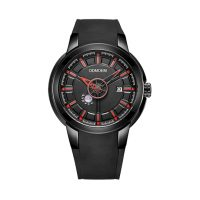 red dial men's private label watches