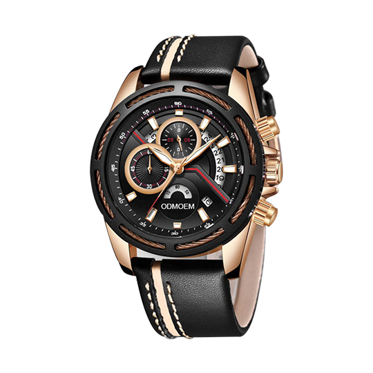 waterpoof-mens-sports-watch with black face