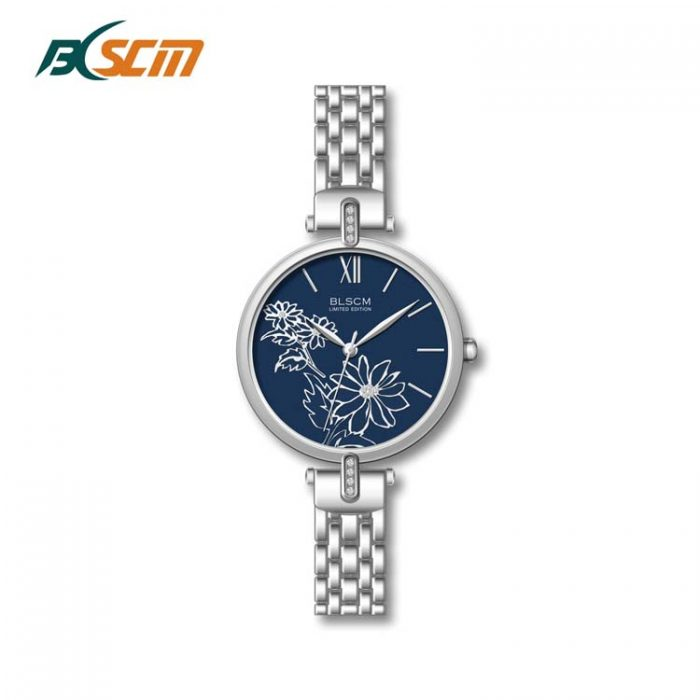 Womens steel watch odm oem